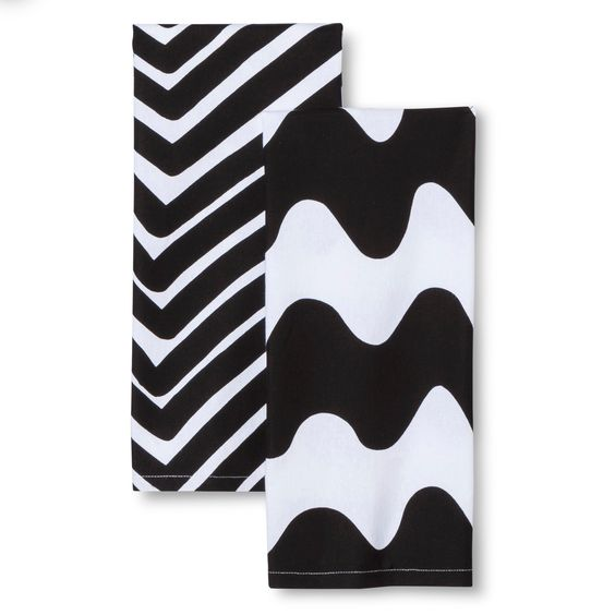 Marimekko for Target tea towels