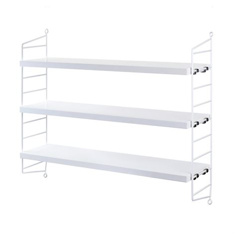 String Shelving pocket shelf