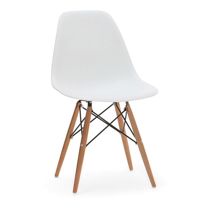 Structube Eiffel wooden dining chair