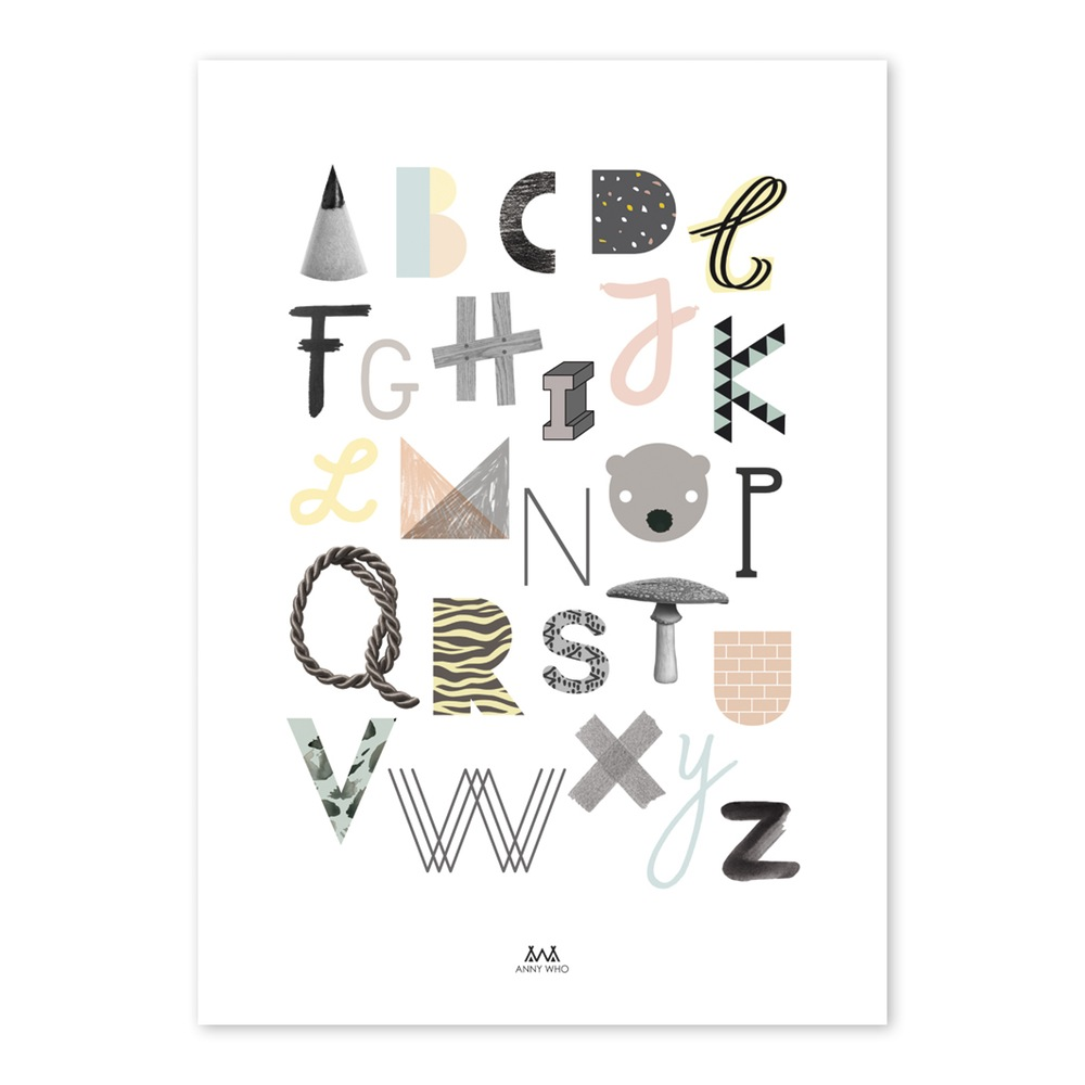 Anny Who abc poster