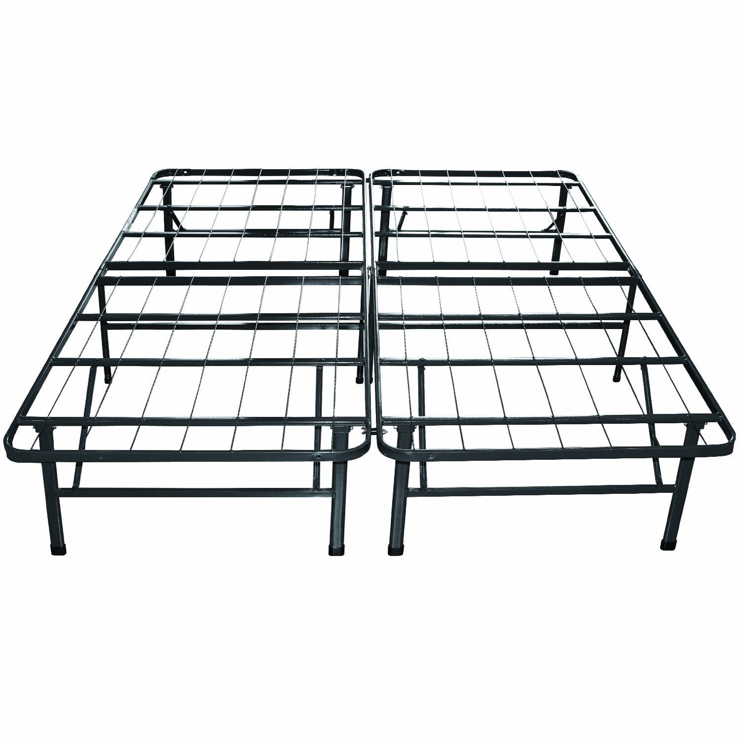 Classic Hercules metal bed frame, Queen