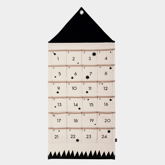Ferm Living house advent calendar