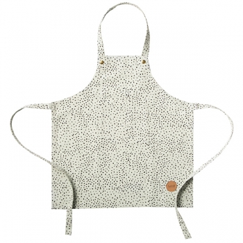 Ferm Living mint dots apron