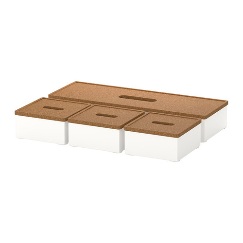 IKEA KVISSLE box set